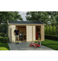 SKANHOLZ Gartenhaus »Flexi«, BxT: 460 x 340 cm (Aufstellmaße), Spitzdach-Thumbnail