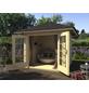 WEKA Gartenhaus »Gartenhaus 177 4-Eck Gr.2«, BxT: 380 x 380 cm, Zeltdach-Thumbnail