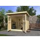 WEKA Gartenhaus »Gartenhaus 179 Gr.2«, BxT: 280 x 311 cm, Flachdach-Thumbnail