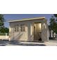 WEKA Gartenhaus »Gartenhaus 254 Gr.2«, BxT: 390 x 296 cm, Flachdach-Thumbnail