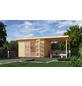 WEKA Gartenhaus »Gartenhaus 321 B Gr.4«, BxT: 553 x 237 cm, Flachdach-Thumbnail
