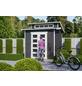 SKANHOLZ Gartenhaus »Gent«, BxT: 290 x 290 cm, Pultdach-Thumbnail