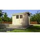 WEKA Gartenhaus »Gr. 3«, B x T: 319 x 336 cm, Flachdach, inkl. Fußboden-Thumbnail