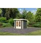 WOODFEELING Gartenhaus »Kandern 2«, BxT: 276 x 232 cm (Aufstellmaße), Pultdach-Thumbnail