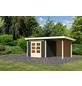 WOODFEELING Gartenhaus »Kandern 6«, BxT: 552 x 303 cm (Aufstellmaße), Pultdach-Thumbnail