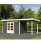 WOODFEELING Gartenhaus »Kandern«, BxT: 360 x 240 cm (Aufstellmaße), Pultdach-Thumbnail