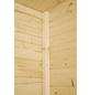 WOLFF FINNHAUS Gartenhaus »Klassik«, BxT: 269 x 273 cm, Satteldach-Thumbnail