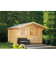 WOLFF Gartenhaus »Klassik«, BxT: 400 x 410 cm (Aufstellmaße), Satteldach-Thumbnail