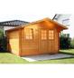 WOLFF FINNHAUS Gartenhaus »Klassik XL«, BxT: 400cm x 410cm-Thumbnail
