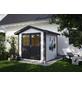 LUOMAN Gartenhaus »Lillevilla«, B x T: 272 x 272 cm, Satteldach, inkl. Fußboden-Thumbnail