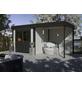 LUOMAN Gartenhaus »Lillevilla«, B x T: 475 x 298 cm, Satteldach, inkl. Fußboden-Thumbnail