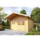 WOLFF FINNHAUS Gartenhaus »Lisa«, BxT: 422 x 440 cm, Satteldach-Thumbnail