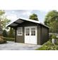 WOLFF FINNHAUS Gartenhaus »Lisa«, BxT: 450 x 530 cm, Satteldach-Thumbnail