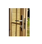 SKANHOLZ Gartenhaus »Lugano 1«, B x T: 500 x 380 cm-Thumbnail