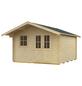 SKANHOLZ Gartenhaus »Malaga 2«, B x T: 380 x 400 cm-Thumbnail