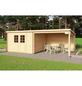MR. GARDENER Gartenhaus »Malta 4«, BxT: 430cm x 339cm-Thumbnail