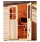 WOODFEELING Gartenhaus »Mattrup«, B x T: 456 x 303 cm, Flachdach-Thumbnail