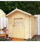 WOLFF FINNHAUS Gartenhaus »Max«, BxT: 210 x 210 cm (Aufstellmaße), Satteldach-Thumbnail