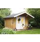 WOLFF FINNHAUS Gartenhaus »Mona«, BxT: 360 x 440 cm, Satteldach-Thumbnail