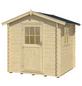 OUTDOOR LIFE PRODUCTS Gartenhaus »Mosel 1«, B x T: 231 x 220 cm, Fichte-Thumbnail