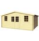 OUTDOOR LIFE PRODUCTS Gartenhaus »Mosel 5«, B x T: 549 x 420 cm, Fichte-Thumbnail