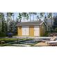 LASITA MAJA Gartenhaus »Nordic«, B x T: 490 x 438 cm, Satteldach, inkl. Fußboden-Thumbnail