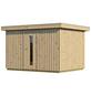 LASITA MAJA Gartenhaus »Nordic«, BxT: 380cm x 328cm-Thumbnail