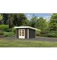 WOODFEELING Gartenhaus »Northeim 3«, BxT: 358 x 360 cm (Aufstellmaße), Pultdach-Thumbnail