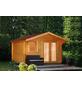 WOLFF Gartenhaus »Oslo 34-G Modern«, B x T: 400 x 470 cm-Thumbnail