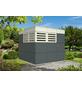 SKANHOLZ Gartenhaus »Perth«, BxT: 253cm x 253cm-Thumbnail