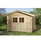 WEKA Gartenhaus »Premium«, BxT: 300 x 280 cm, Satteldach-Thumbnail