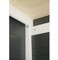 WOLFF FINNHAUS Gartenhaus »Pulti Softline«, BxT: 615 x 286 cm, Pultdach-Thumbnail
