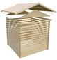 WOODFEELING Gartenhaus »Radur 0«, BxT: 406 x 312 cm (Aufstellmaße), Satteldach-Thumbnail