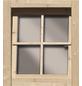 WOODFEELING Gartenhaus »Radur 1«, BxT: 465 x 387 cm (Aufstellmaße), Satteldach-Thumbnail