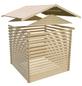 WOODFEELING Gartenhaus »Radur«, B x T: 406 x 312 cm-Thumbnail
