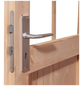 WOODFEELING Gartenhaus »Radur«, B x T: 406 x 312 cm, Fichte-Thumbnail
