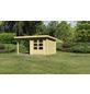 WOODFEELING Gartenhaus »Ringköbing«, BxT: 220 x 280 cm (Aufstellmaße), Pultdach-Thumbnail