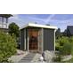 WOODFEELING Gartenhaus »Schwandorf«, BxT: 238 x 242 cm (Aufstellmaße), Flachdach-Thumbnail