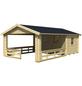 Gartenhaus-Set BxT: 420cm x 603cm-Thumbnail