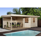 WEKA Gartenhaus-Set »Designhaus 213B Gr.2«, B x T: 646 x 338 cm-Thumbnail