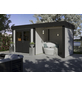 LUOMAN Gartenhaus-Set »Lillevilla 567«, B x T: 475 x 248 cm-Thumbnail