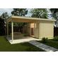 WEKA Gartenhaus-Set »Lounge mit Anbau, Gr. 5«, BxT: 559 x 338 cm, Flachdach-Thumbnail