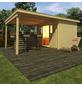 WEKA Gartenhaus-Set »Loungehaus Gr.6«, B x T: 619 x 338 cm-Thumbnail