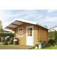 WOLFF FINNHAUS Gartenhaus »Skagen«, BxT: 360 x 450 cm (Aufstellmaße), Satteldach-Thumbnail