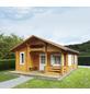 WOLFF FINNHAUS Gartenhaus »Spessart«, BxT: 635 x 837 cm (Aufstellmaße), Satteldach-Thumbnail