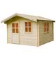 LASITA MAJA Gartenhaus »Spree«, BxT: 340 x 363 cm (Aufstellmaße), Satteldach-Thumbnail