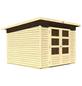 WOODFEELING Gartenhaus »Stockach«, B x T: 282 x 282 cm-Thumbnail