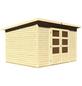WOODFEELING Gartenhaus »Stockach«, B x T: 330 x 282 cm-Thumbnail