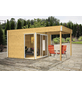 WOLFF FINNHAUS Gartenhaus »Studio 44-B«, BxT: 524 x 320 cm, Flachdach-Thumbnail