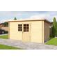 Gartenhaus »Sydney«, BxT: 380 x 280 cm, Flachdach-Thumbnail